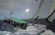Bénéteau Oceanis 473 Clipper : Navigation en Caraïbes